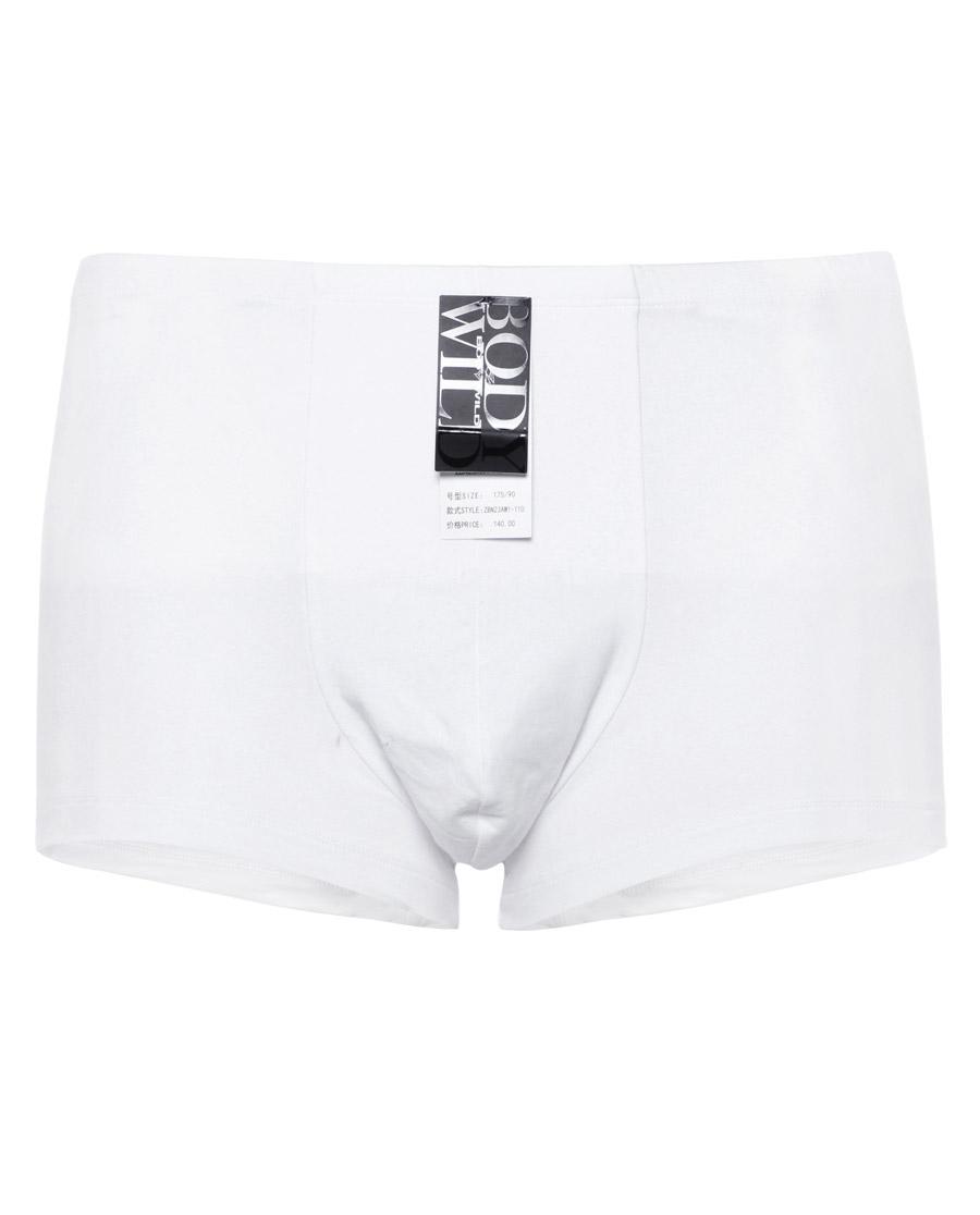 Body Wild内裤|宝迪威德40S棉氨Ⅱ中腰平角内裤ZBN23AW1