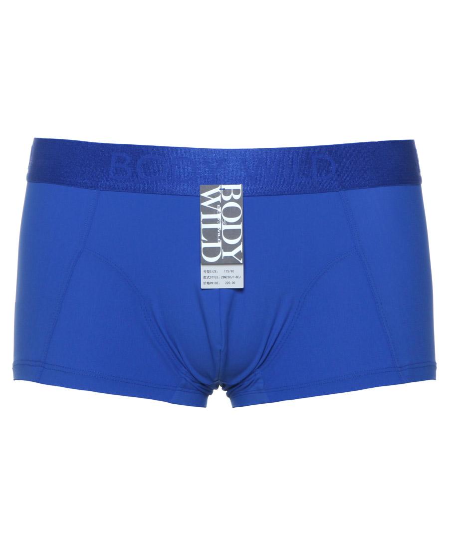 Body Wild内裤|宝迪威德速干单品中腰平角内裤ZBN23CJ1