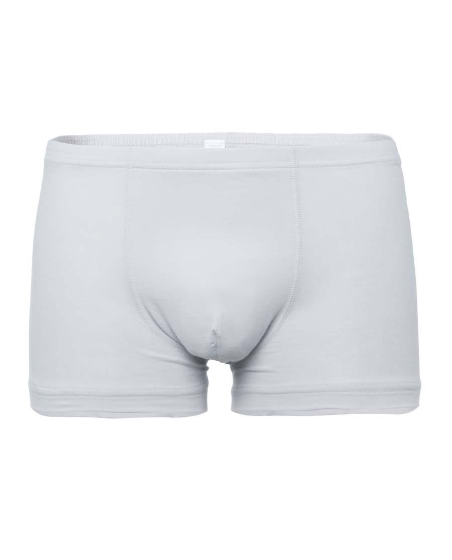 爱慕先生棉氨纶中腰平角内裤NS23S71