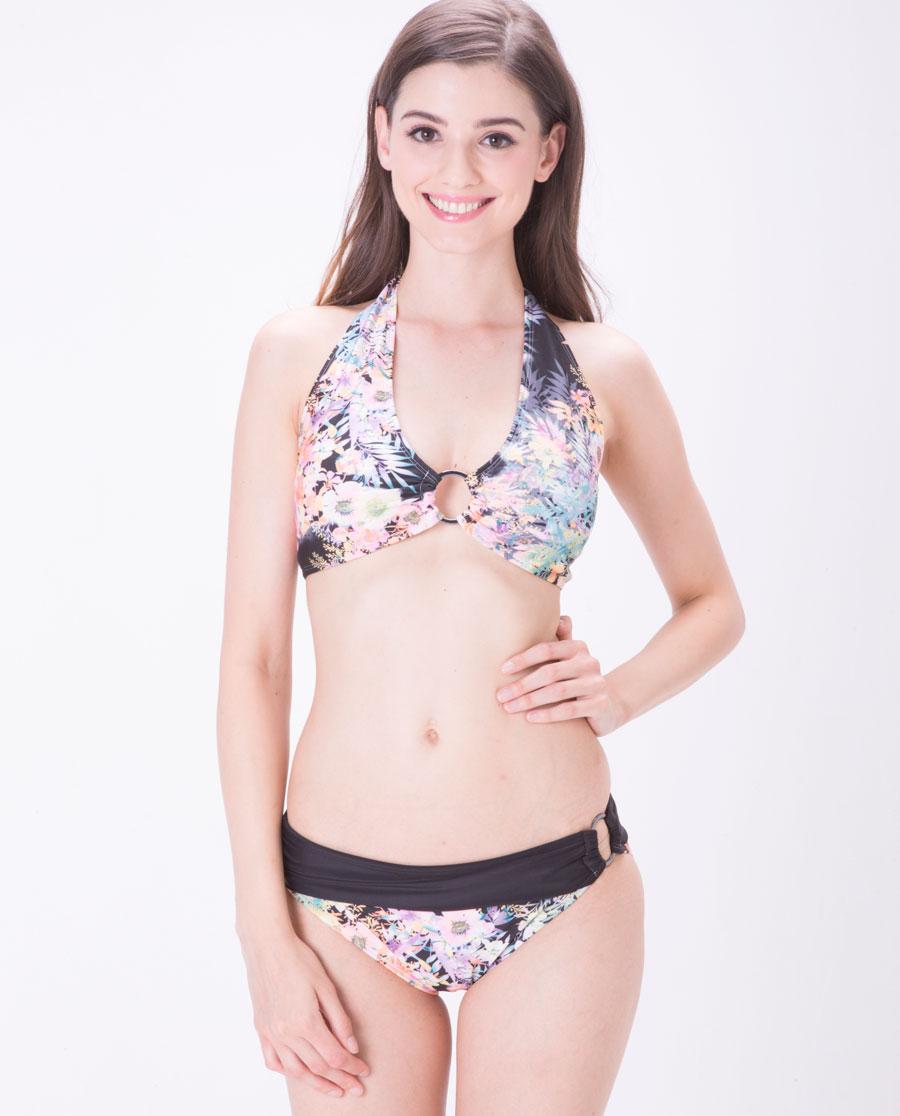 Shine Love泳衣|心爱热带雨林女士分身泳衣SL66162