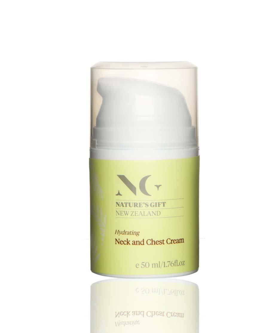 Nature's Gift护肤|纽格芙保湿柔润颈胸修护霜NG10403