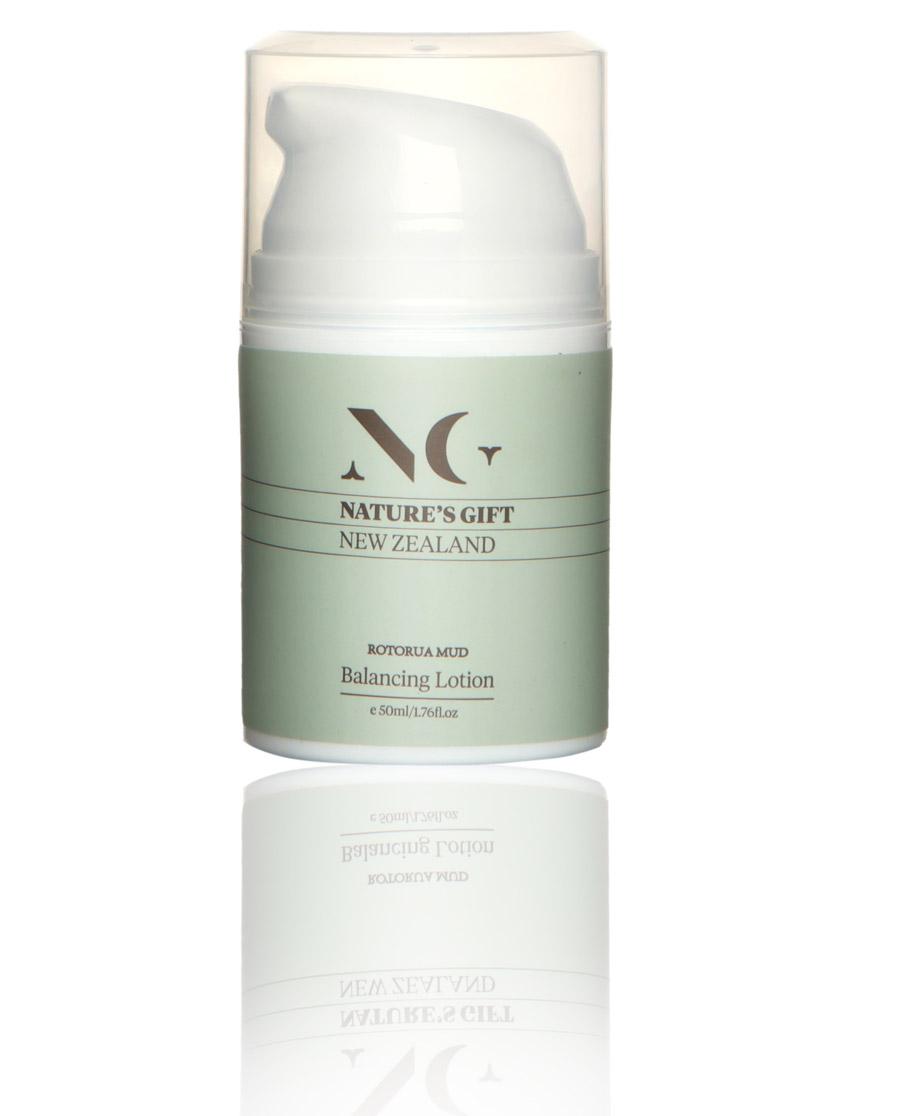 Nature's Gift护肤|纽格芙罗托鲁阿火山泥净透平衡保湿乳NG1