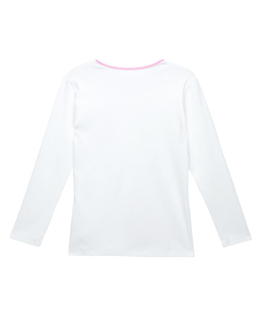 Aimer Kids保暖|爱慕儿童森林小伙伴女孩长袖上衣AK172N11