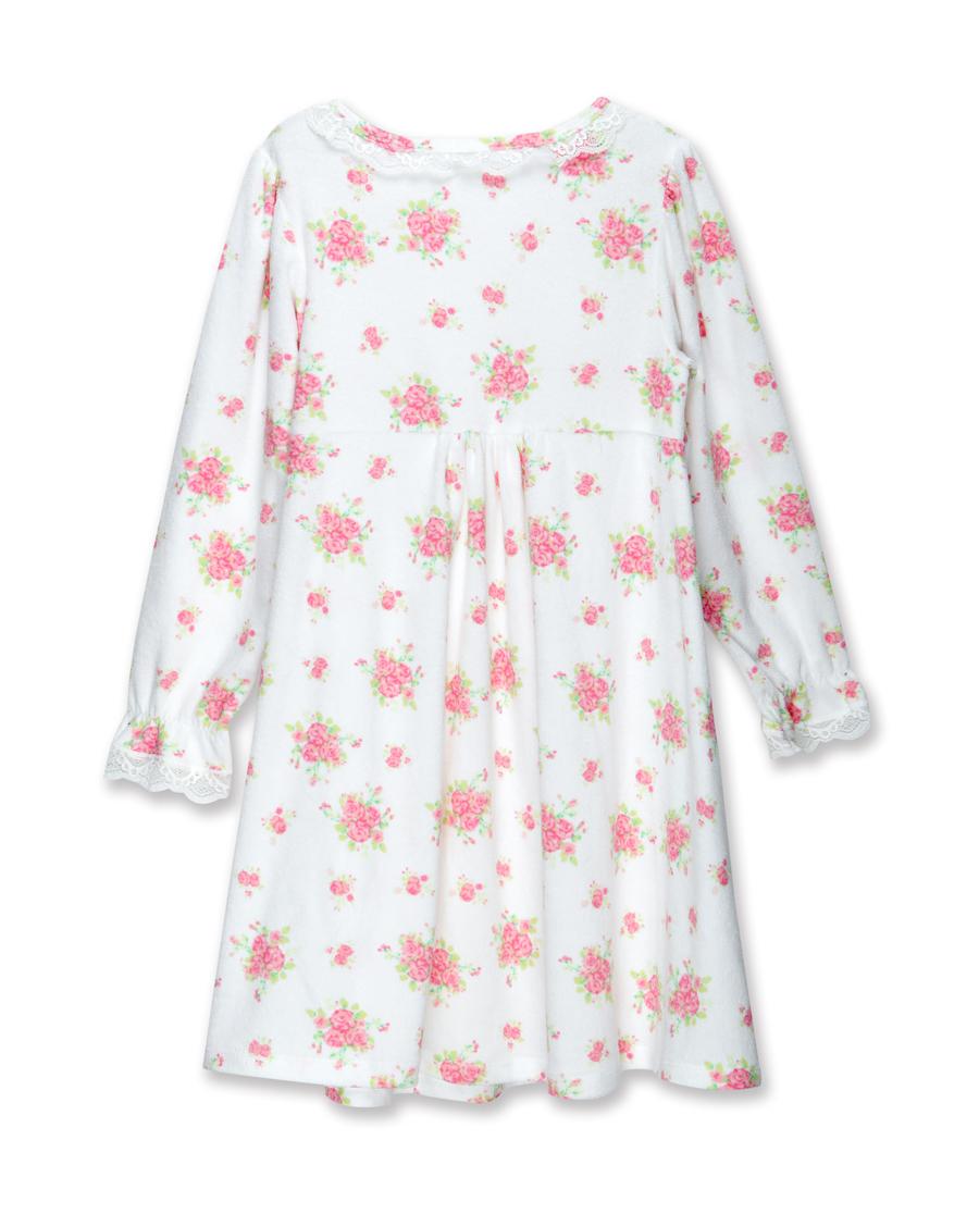 Aimer Kids睡衣|爱慕儿童繁花点点长袖睡裙AK144N71