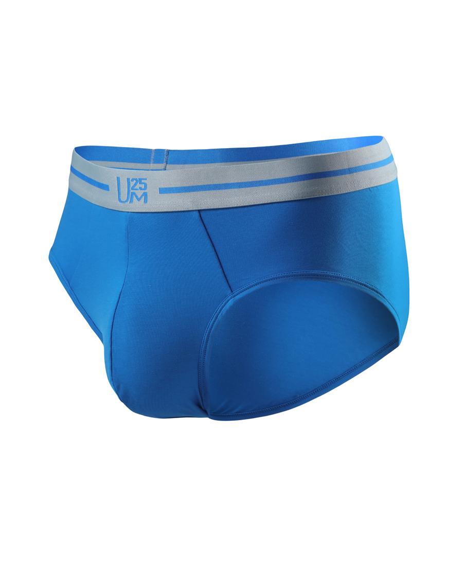 UM25内裤|UM25U棉时尚棉氨纶中腰三角内裤UM2