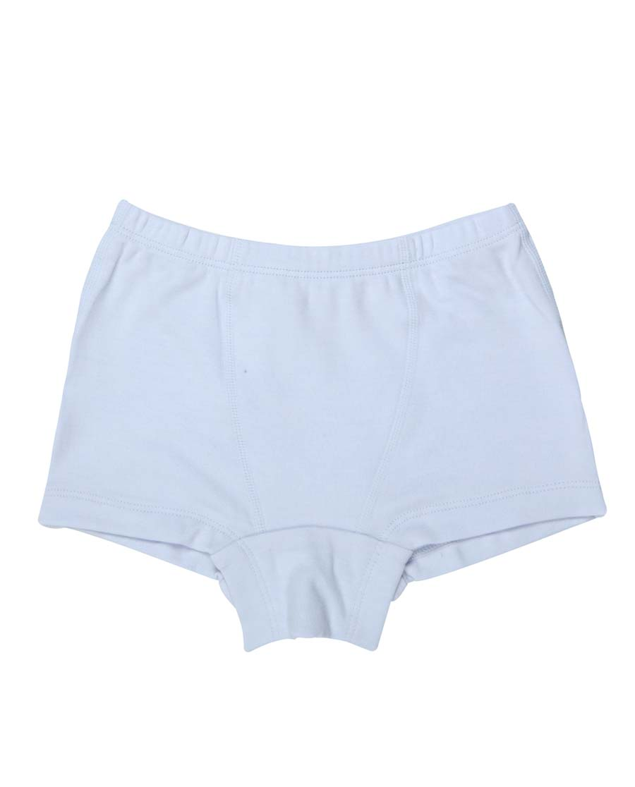 Aimer Kids内裤|爱慕儿童牛奶萌小裤男宝中腰平角裤AK42