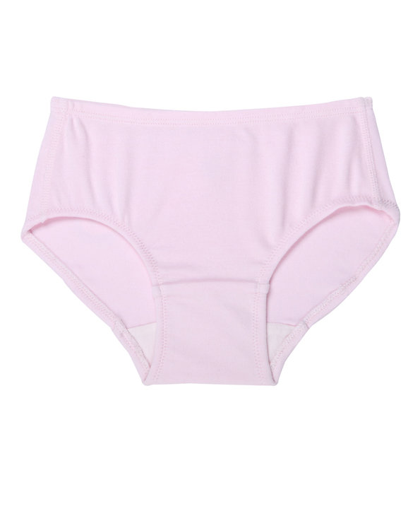 Aimer Kids内裤|爱慕儿童牛奶萌小裤女宝中腰三角裤AK422381