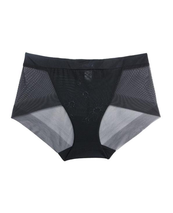 Aimer内裤|爱慕蜕变中腰平角内裤AM230621