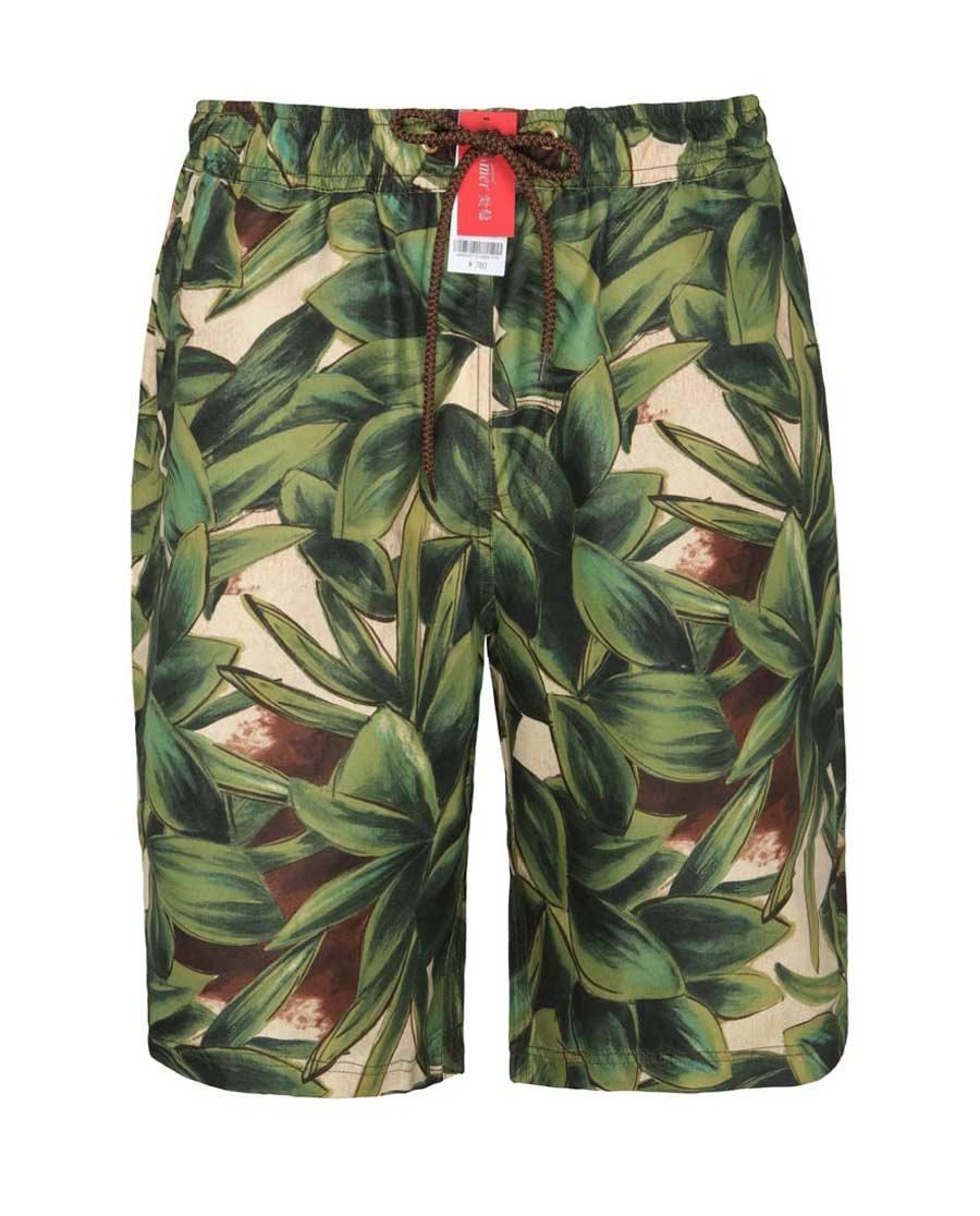 Aimer泳衣|愛慕橄欖風情男士沙灘短褲AM600712