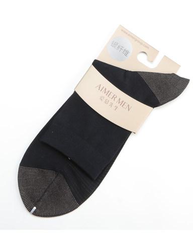 Aimer Men袜子|爱慕先生商务袜NS94201