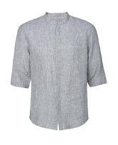 爱慕先生亚麻七分袖开衫NS81A183