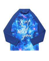 爱慕儿童宇宙探险长袖泳衣AK267R71