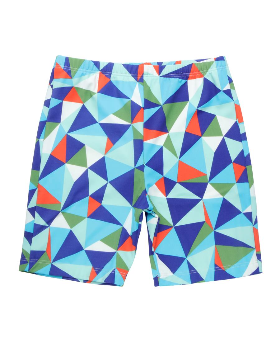 Aimer Kids泳衣|爱慕儿童丛林探险平角裤AK267R92