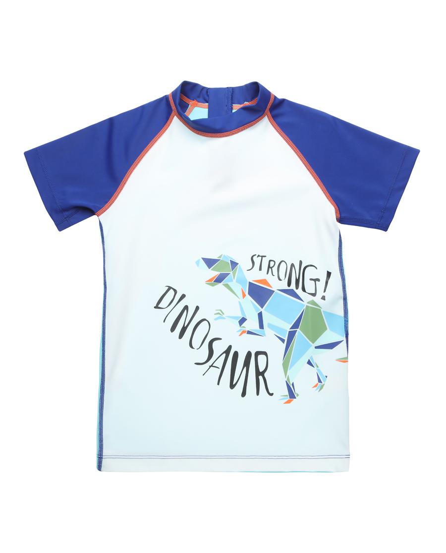 Aimer Kids泳衣|爱慕儿童丛林探险分体泳衣AK267R91