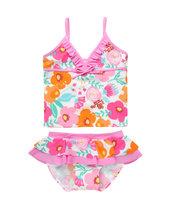 爱慕儿童丛林花园分体泳衣AK167R92