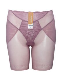 爱慕慕澜静享花园轻型中腰长腿塑裤AD33B22