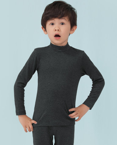 Aimer Kids保暖|爱慕儿童暖尚保暖长袖上衣AK272P12