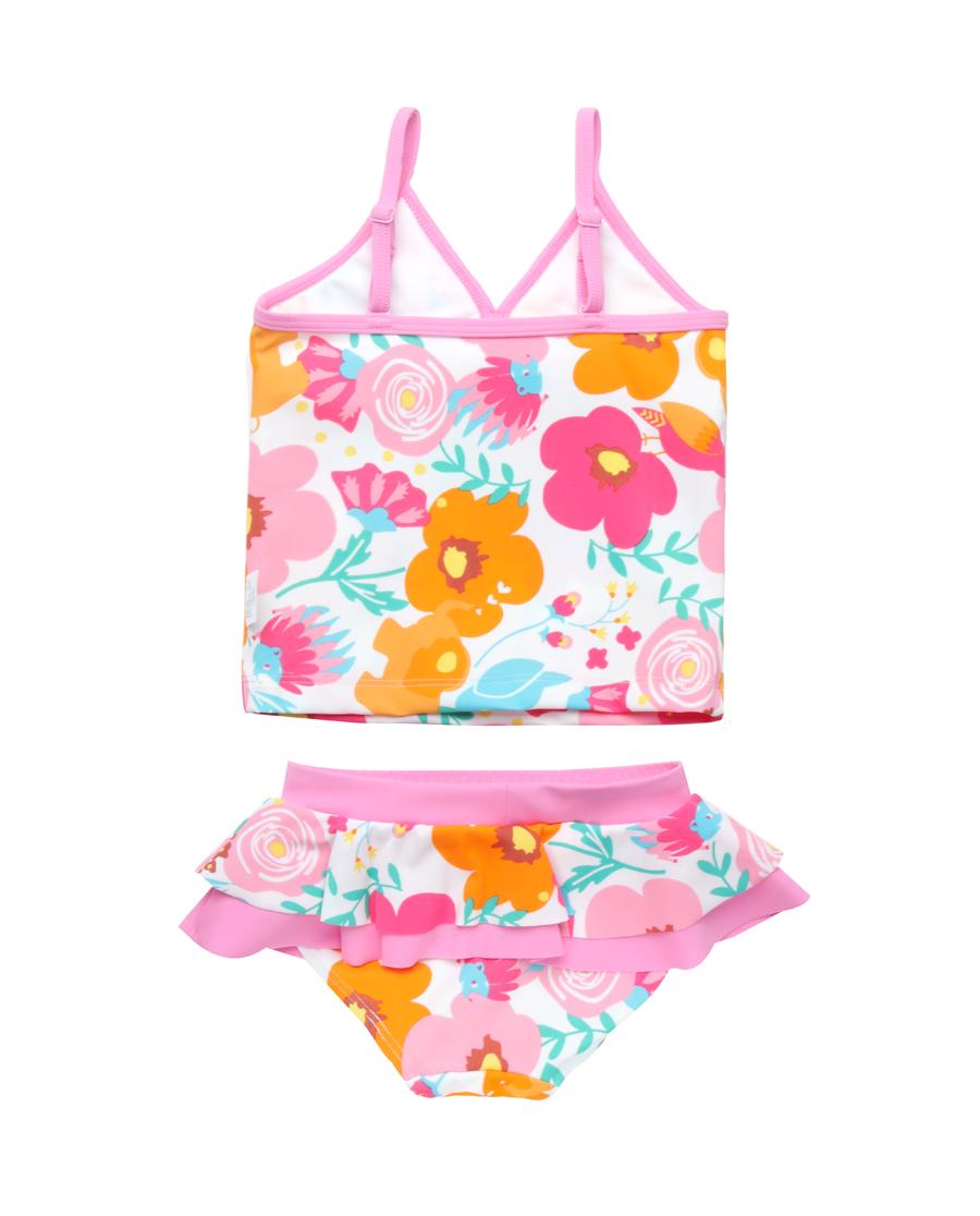 Aimer Baby泳衣|爱慕婴儿丛林花园分体泳衣AB167R91