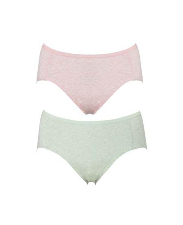 Aimer内裤|爱慕自然之源中腰平角内裤(2件装)AM230891