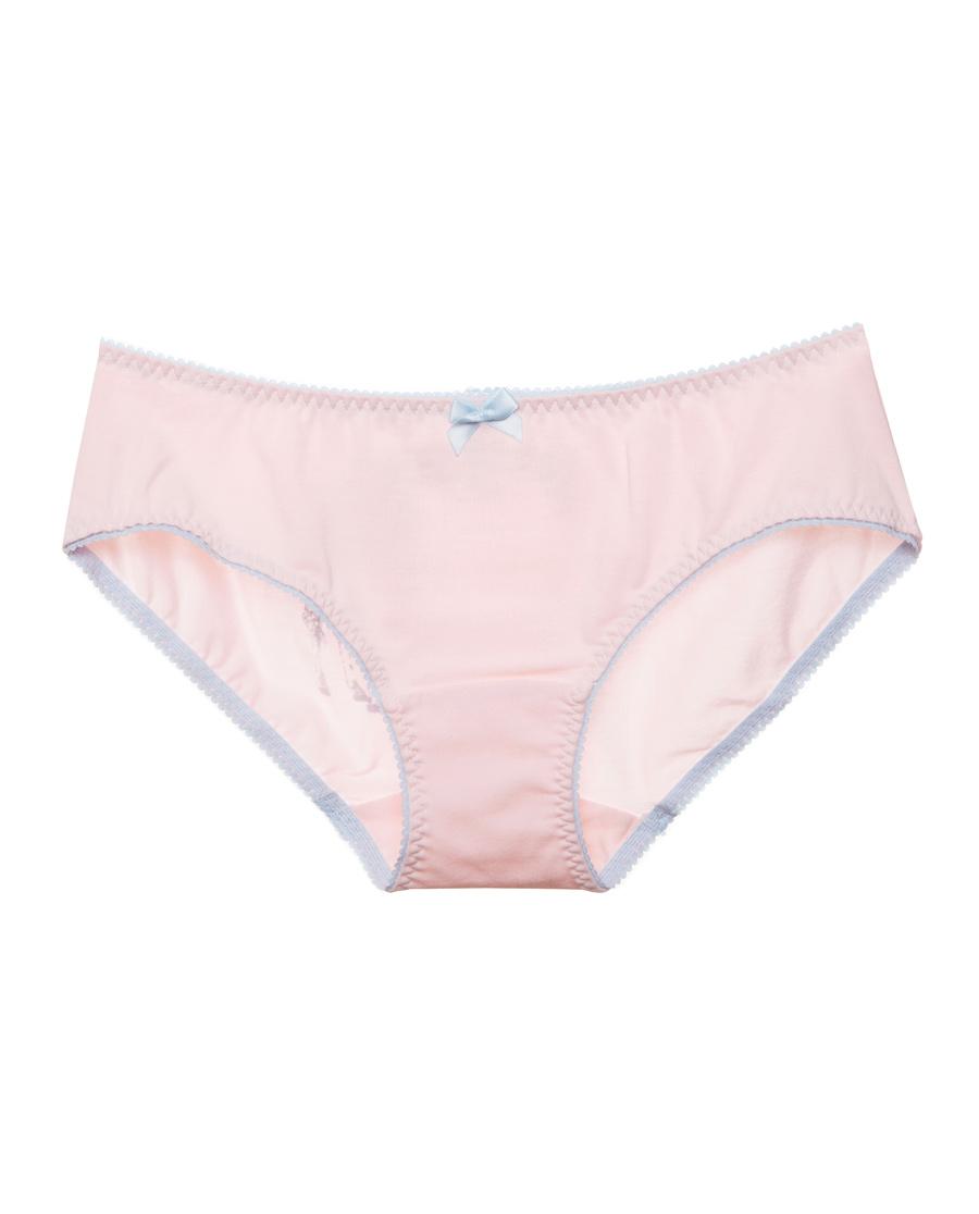imi's内裤 爱美丽印花三联包棉质低腰长颈鹿平角裤IM23AFV5
