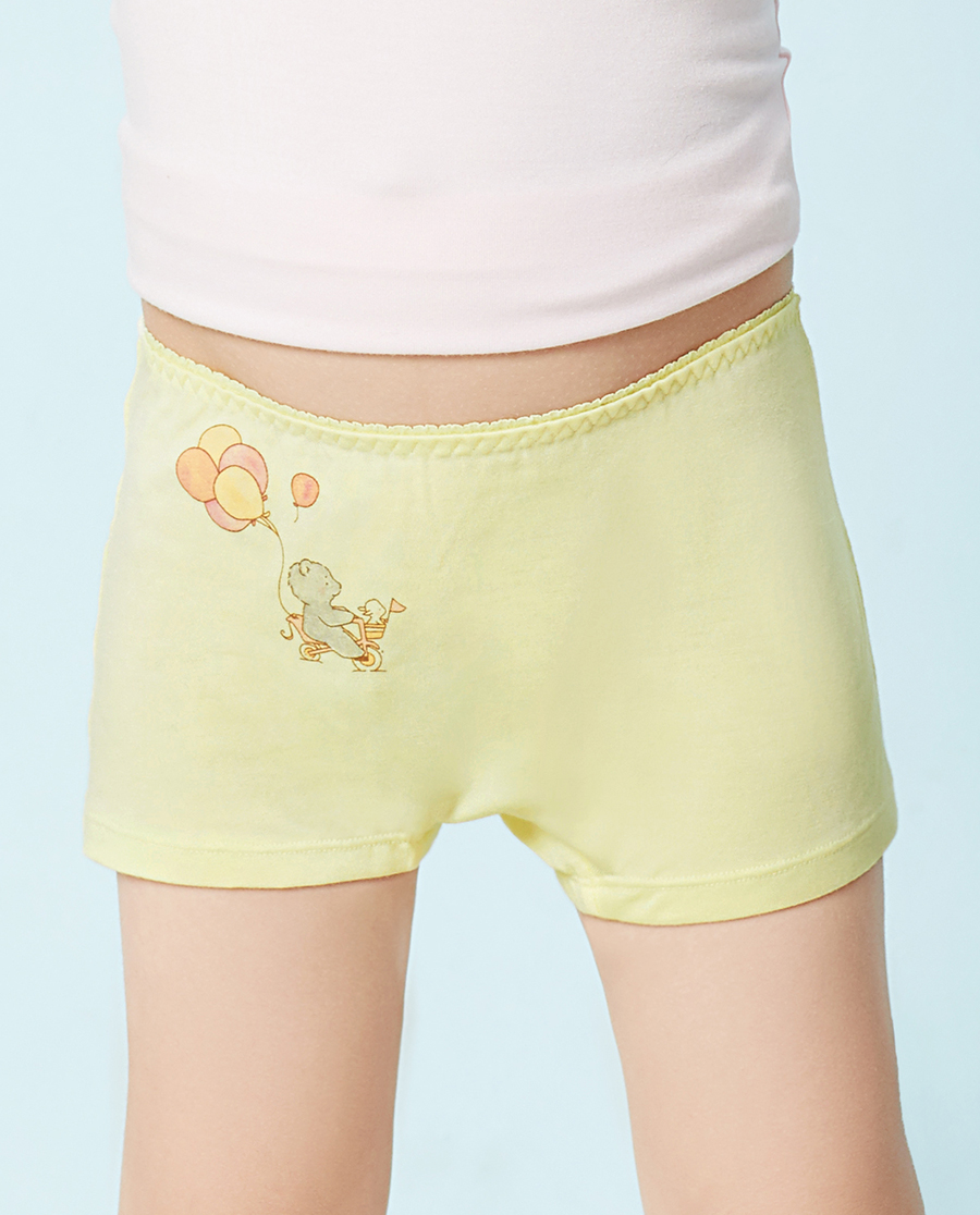 Aimer Kids内裤|爱慕儿童开心假日平角内裤(两件包)