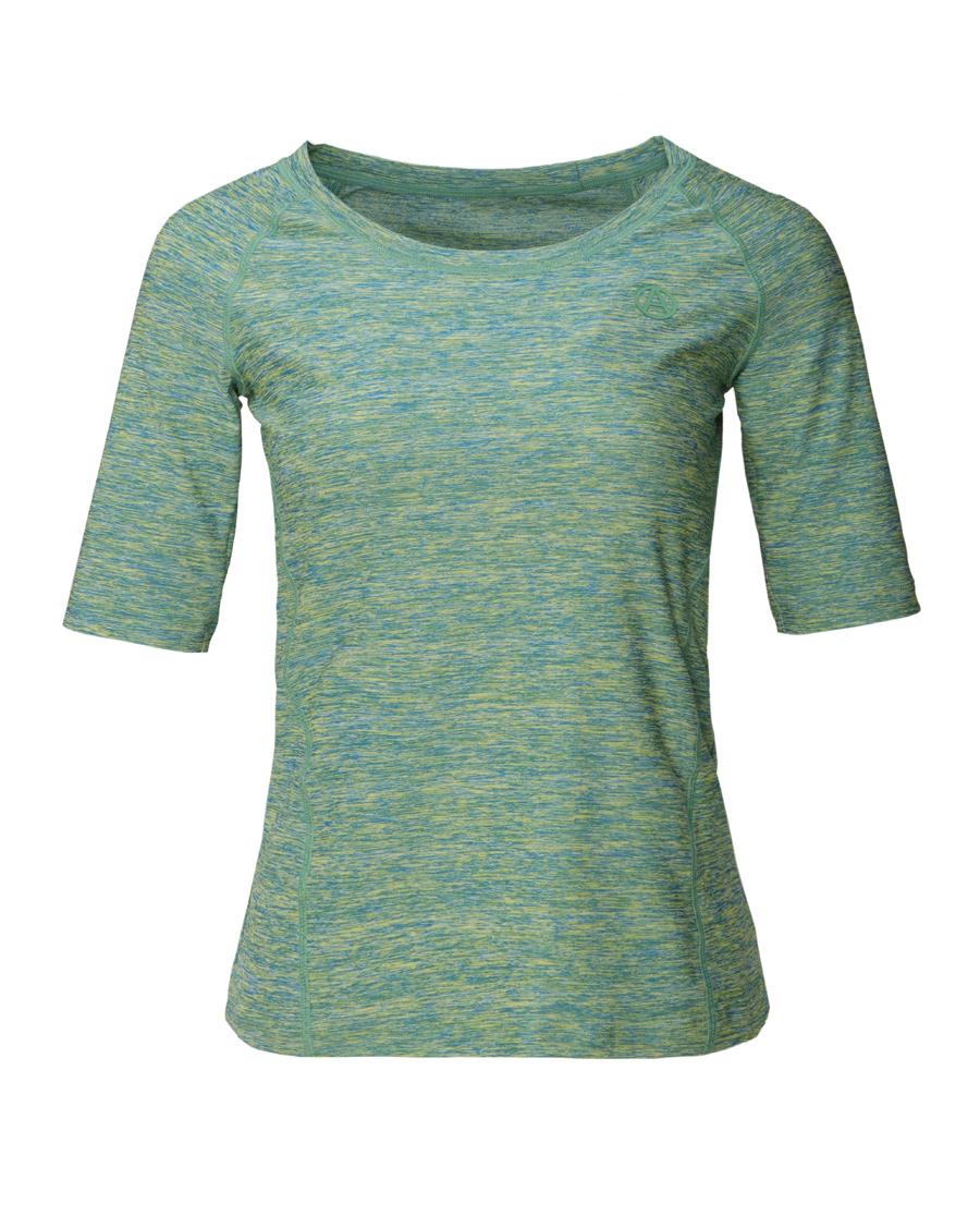 Aimer Sports运动装|爱慕运动热瑜伽II女士中袖上衣AS143801