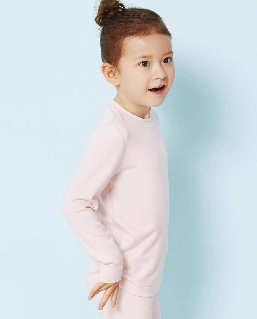 Aimer Kids保暖|爱慕儿童暖绒丝意长袖上衣AK172T61