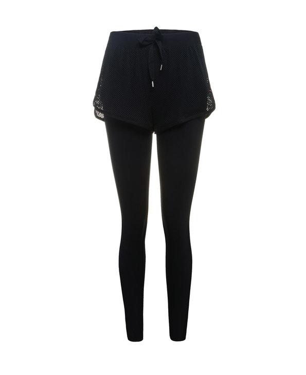 Aimer Sports运动装 爱慕运动荧光训练II运动长裤AS153B11