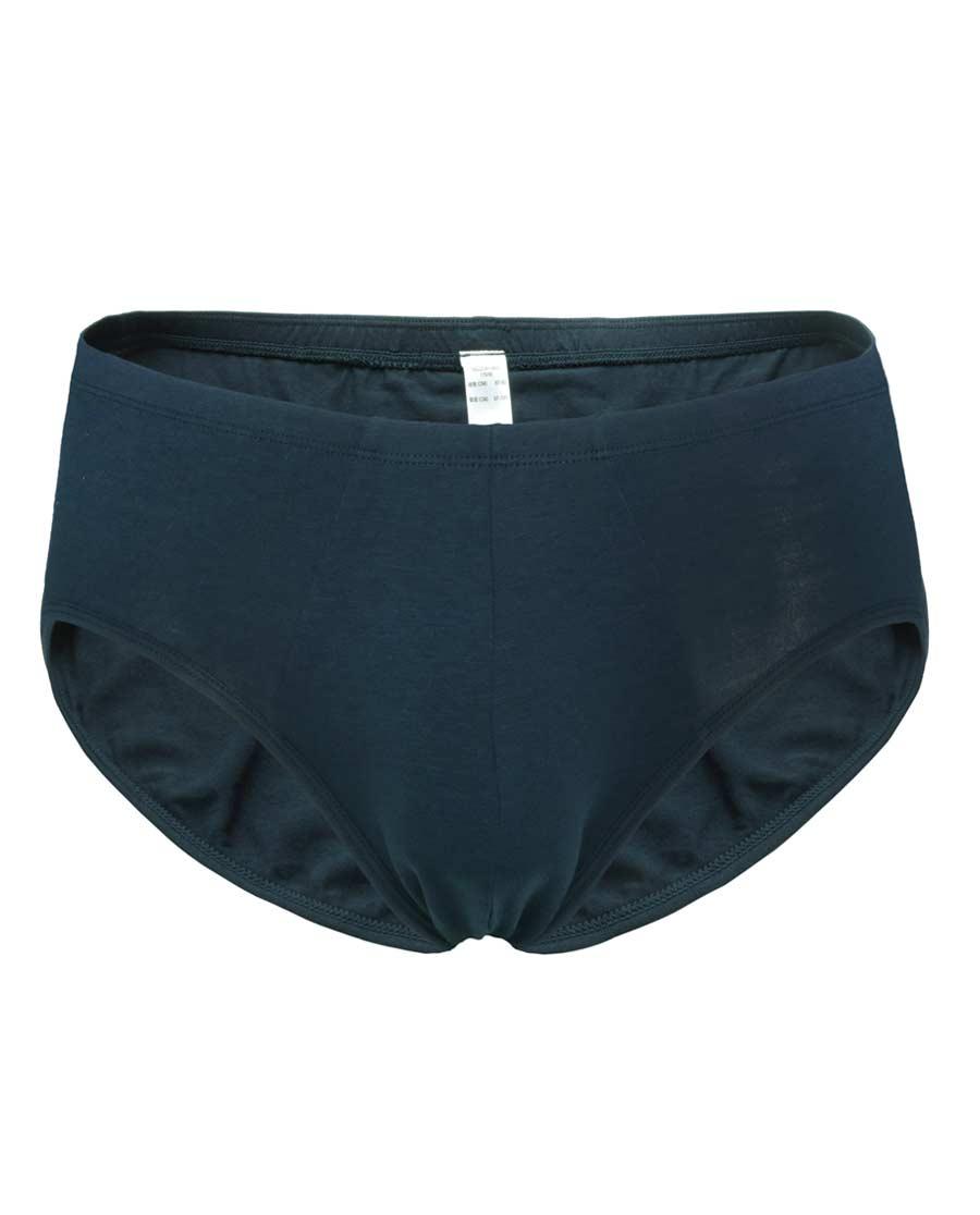Aimer Men内裤|ag真人平台先生16SS自然棉中腰三角内裤NS22U81