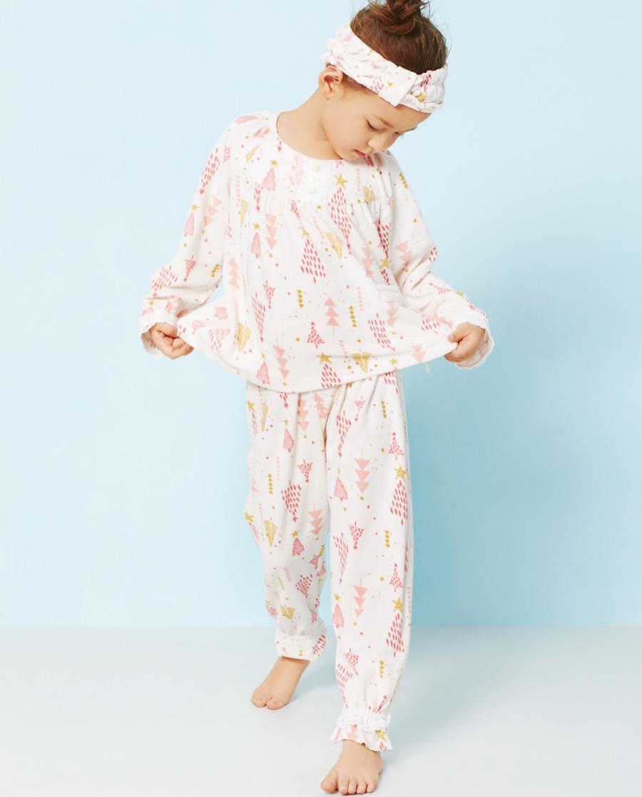 Aimer Kids睡衣 爱慕儿童林之语家居长裤AK142T21