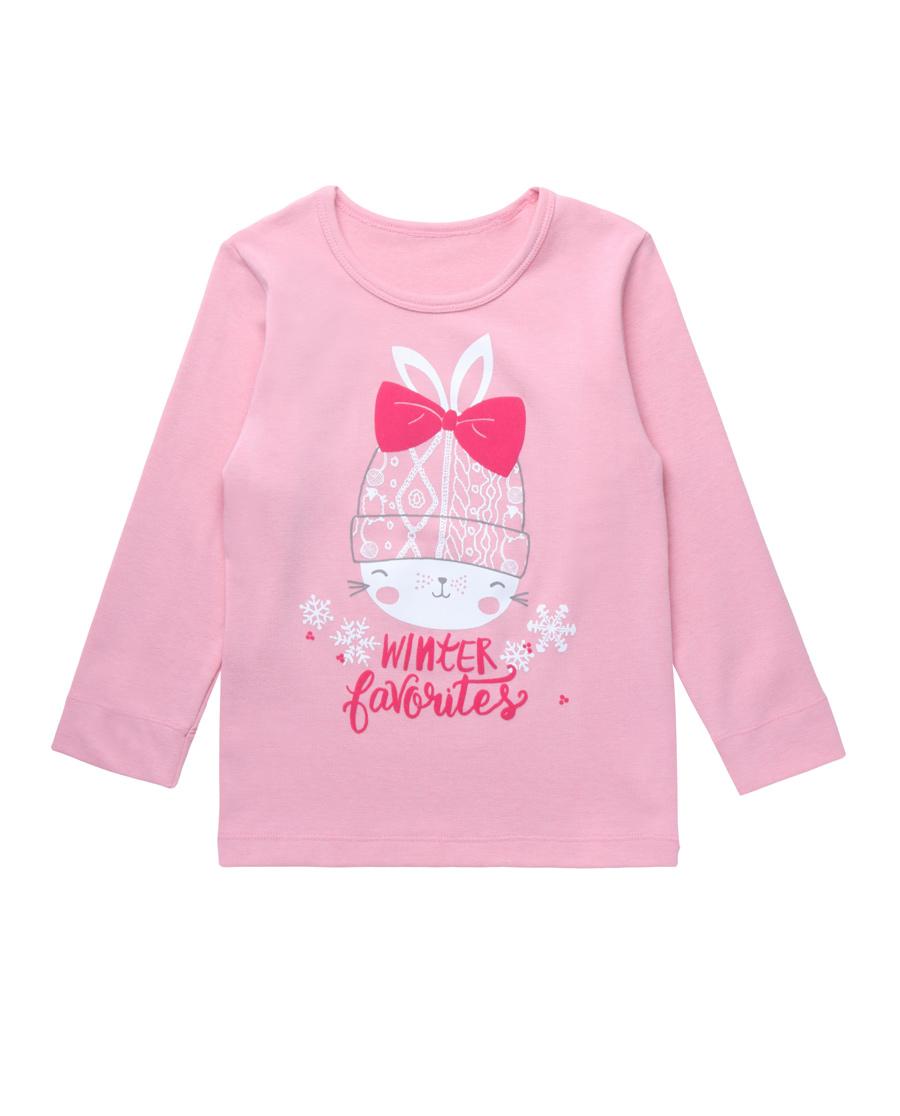 Aimer Baby保暖|爱慕婴儿爱咪兔长袖上衣AB172T81