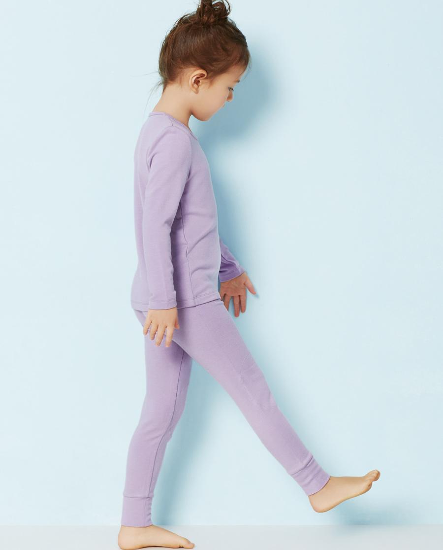 Aimer Kids保暖|爱慕儿童暖暖心意针织长裤AK173U81