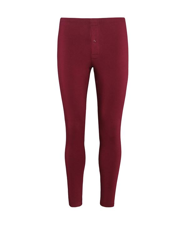 爱慕先生暖阳AIR双层针织长裤NS73A573