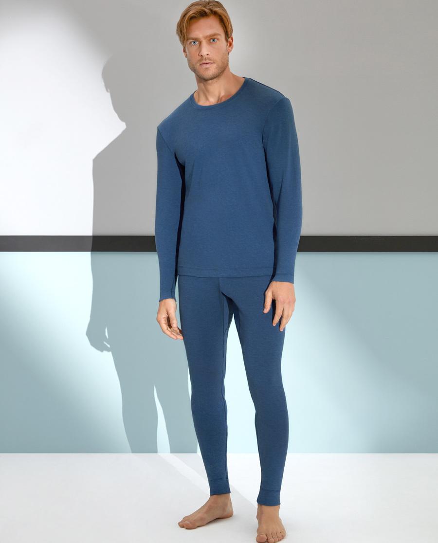 Aimer Men保暖|爱慕先生暖阳AIR针织长裤NS73A571