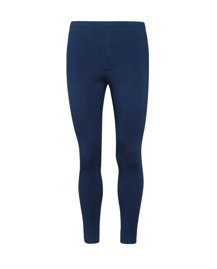 Aimer Men保暖|爱慕先生Warm++双层针织长裤NS73A351