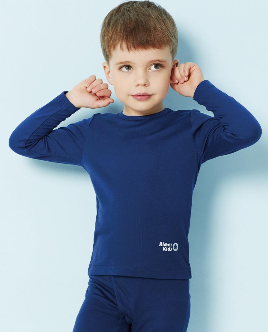 Aimer Kids保暖|爱慕儿童暖暖心意长袖上衣AK272U81