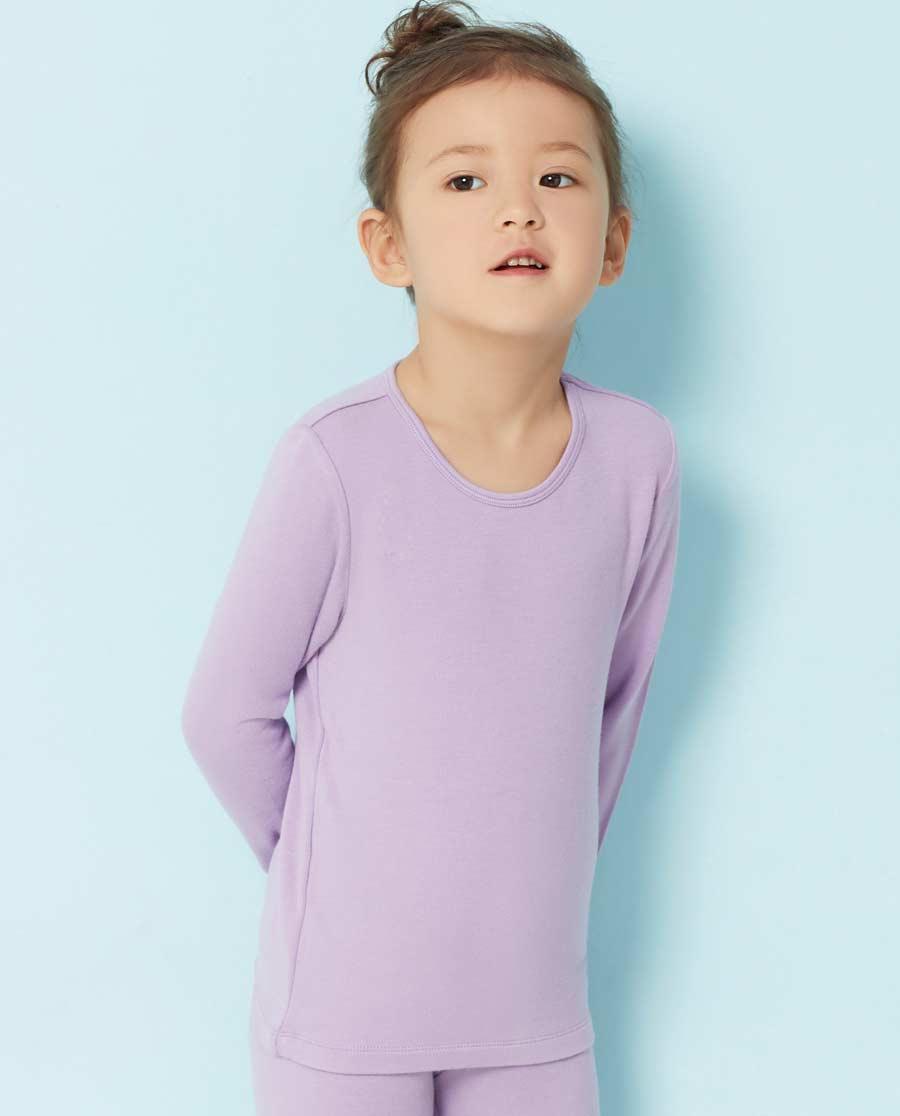 Aimer Kids保暖|爱慕儿童暖暖心意长袖上衣AK172U81