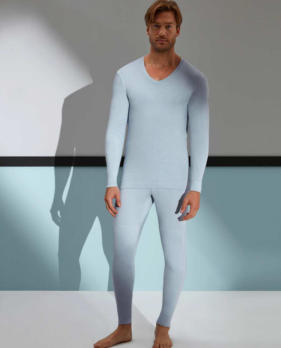 Aimer Men保暖 爱慕先生Warm长裤NS73A331