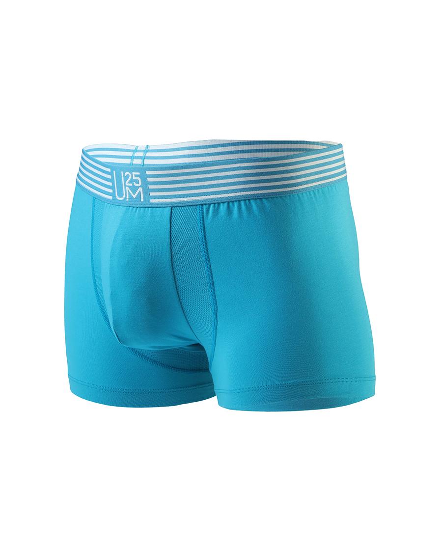 UM25内裤|UM25棉莫单向导湿中腰平角内裤UM23