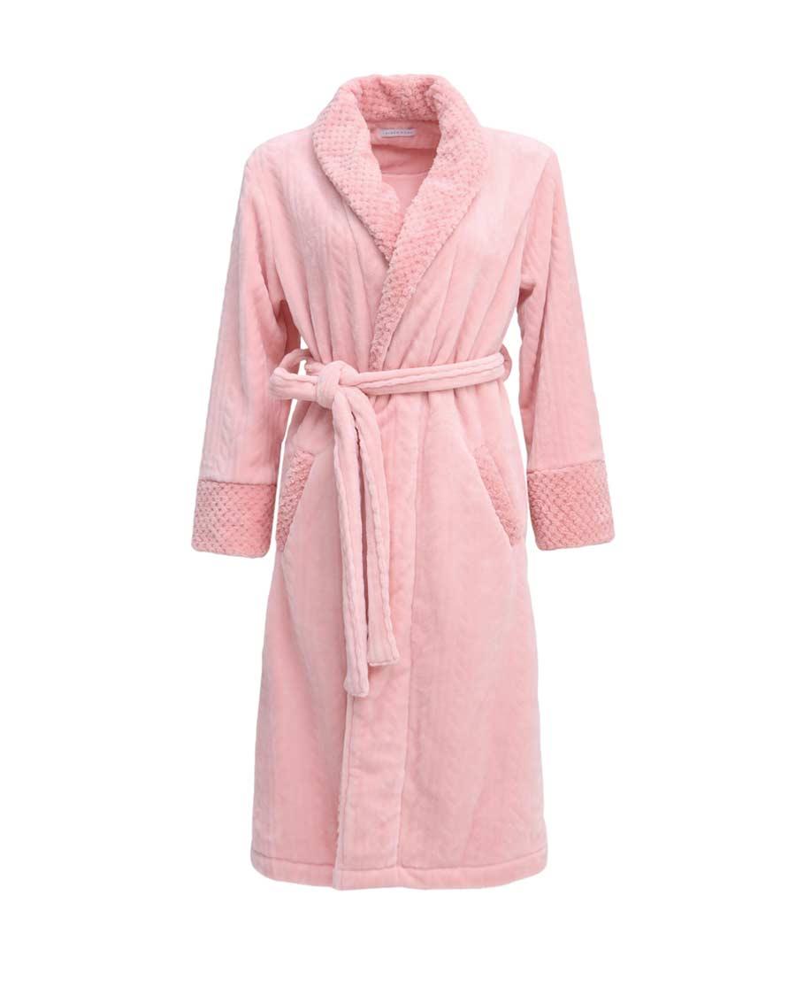 Aimer Home睡衣|爱慕家品温馨家日长款家居睡袍AH21G9