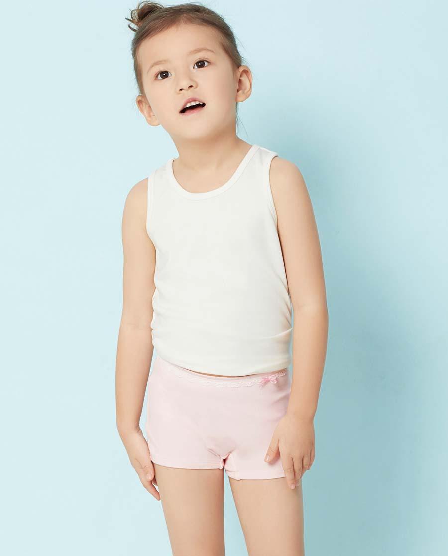 Aimer Kids内裤|爱慕儿童秋日花园中腰平角内裤AK123S81
