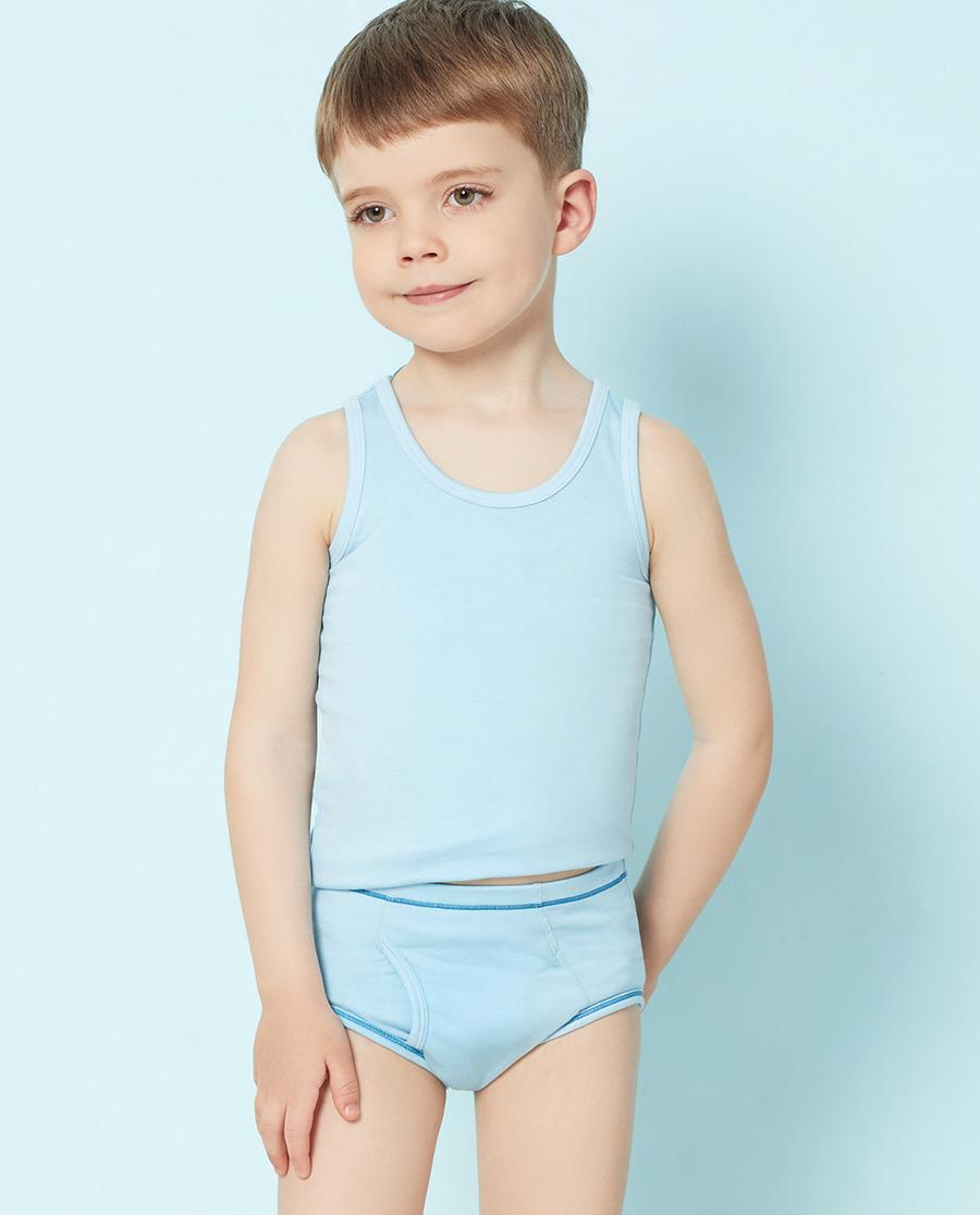 Aimer Kids内裤|爱慕儿童森林漫步中腰三角内裤AK222S81