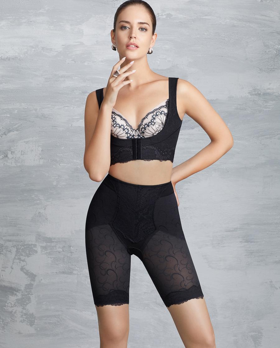 MODELAB美体|爱慕慕澜纤姿四重型高腰长腿塑裤AD33B61