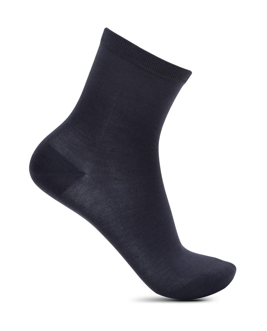 Aimer Men袜子|爱慕先生平纹休闲袜NS94W011