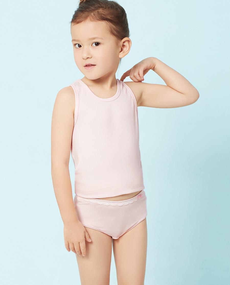 Aimer Kids内裤|爱慕儿童秋日花园中腰三角内裤AK122S81