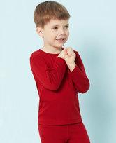 爱慕儿童暖尚长袖上衣AK372P13