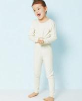 爱慕儿童牛奶针织长裤AK173T51