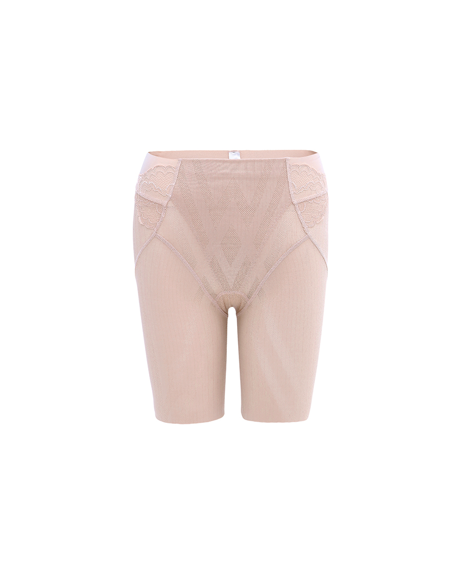 MODELAB美体|爱慕慕澜享塑中型中腰长腿塑裤AD33B4