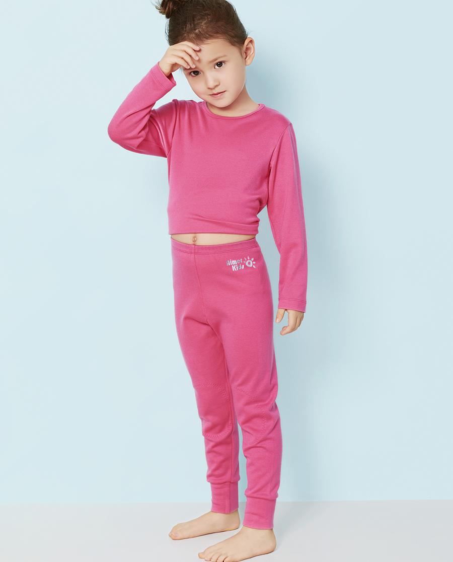 Aimer Kids保暖|爱慕儿童暖尚针织长裤AK173P11
