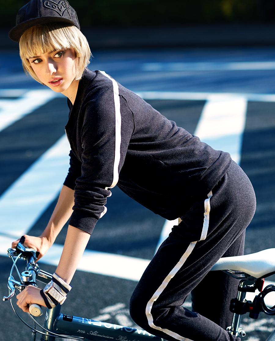 Aimer Sports运动装|爱慕运动温暖物语长裤AS153651